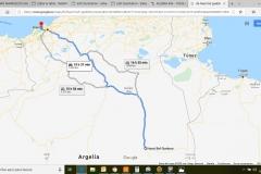 Itinerario-Hassi-Bel-Guebbour-Oran