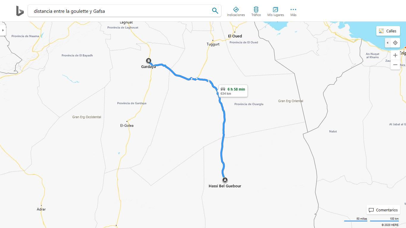 Hassi-Bel-Guebbour-Ghardaia
